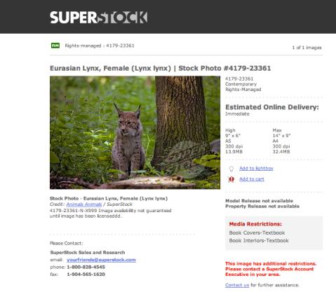 Printscreen Superstock lo tickan